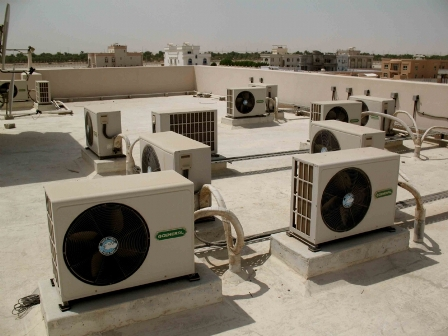 Required Rooftop Receptacles – Servicing Heating & Cooling